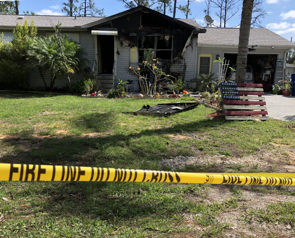 Sebring woman killed in house fire