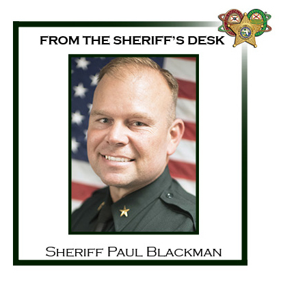 From the Sheriff's Desk: Answering your questions about our excess funds