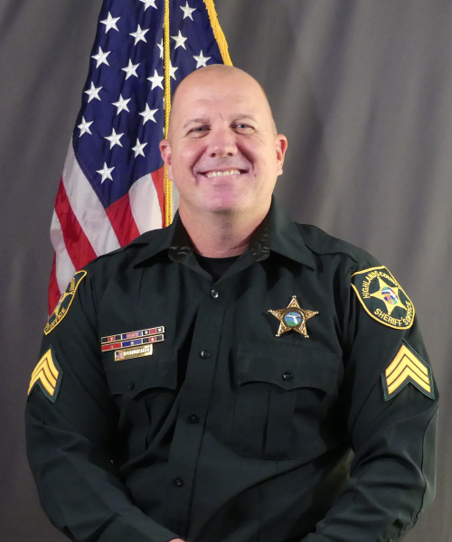 Highlands County Sheriff's Office mourns loss of Sgt. Max Van D'Huynslager